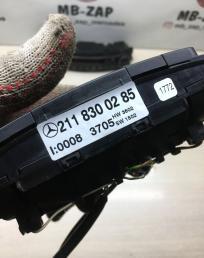 Блок управления климатом Mercedes W219 2118300285