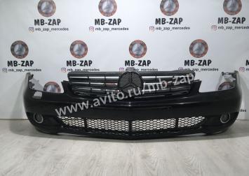 Бампер передний Mercedes W219  2198800040