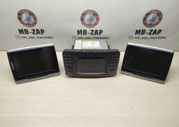 Комплект мультимедиа Mercedes X164 0024420460