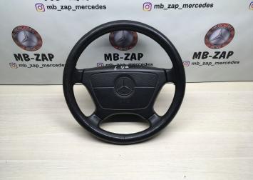 Руль в сборе Mercedes W210  А1404603503 А1404603503
