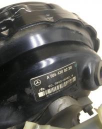 Вакуумный усилитель тормоза Mercedes W203 0054300230