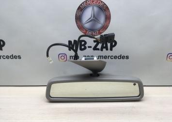 Зеркало заднего вида Mercedes W203 2038103317