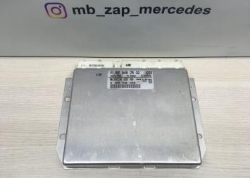 Блок управления ASR, PML, ABS Mercedes W210  А0175457532 А0175457532