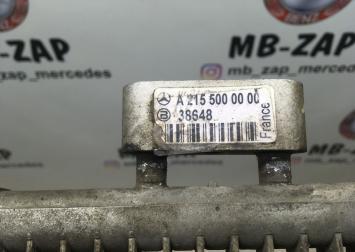 Радиатор гур Mercedes W221 2155000000