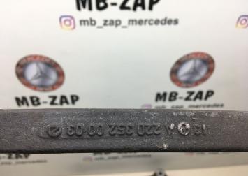 Тяга регулировки развала Mercedes W220 2203520003