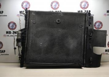 Кассета радиаторов Mercedes W163  А1635002504 А1635002504
