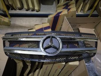 Мерседес Решетка радиатора W 166 GL AMG АМГ