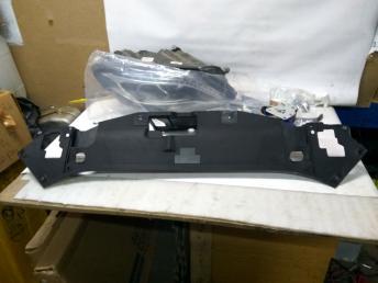 Мерседес W222 Передняя панель
