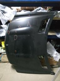 Мерседес W164 GL капот ГЛ повреждён