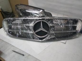 Mercedes W 212 решетка радиатора рест Rest
