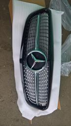 Mercedes W 205 решетка радиатора Diamond Classic