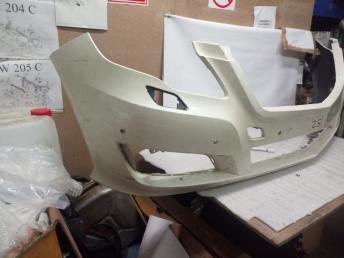 Mercedes W 251 R Rest White бампер
