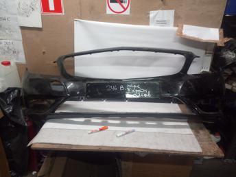 Mercedes W 246 Бампер передний