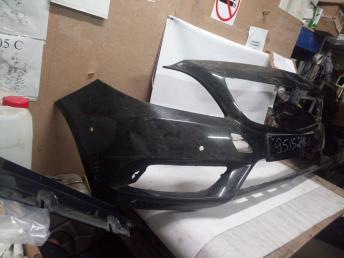 Mercedes W 246 бампер передний Black