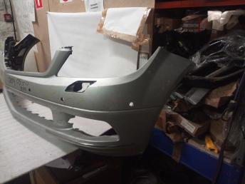 Mercedes W 204 09-11 передний бампер цвет серый