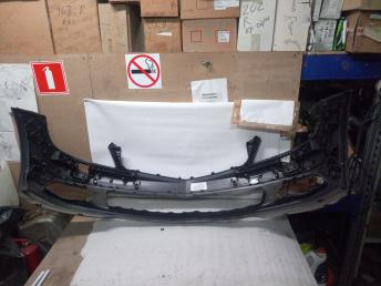 Mercedes w 204 Сlassic темно синий бампер
