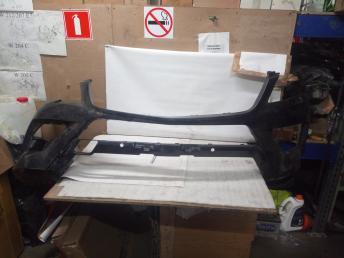 Mercedes W 166 ML AMG BLACK бампер