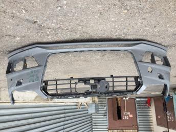 Ауди А7 бампер передний рест S-line