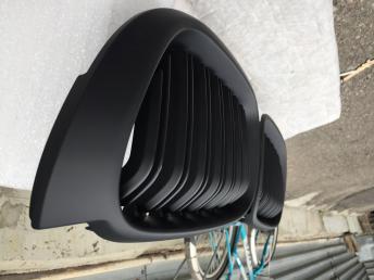 Бмв х3 ф25 F25 Решетка радиатора черная