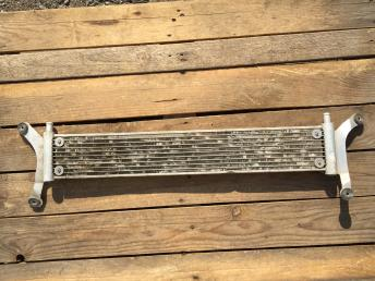 Радиатор охлаждения. Туарег Touareg