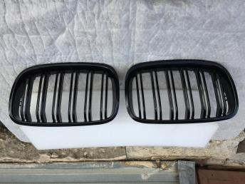 БМВ Х6 Е71 BMW X6 E71 Решетка радиатора черная