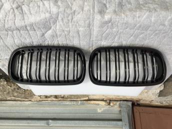 БМВ Х6 Ф16 BMW X6 F16 Решетка радиатора черная