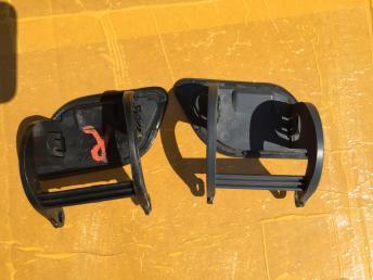 BMW 7 Бмв ф01 f01 Крышка форсунки омывателя фар