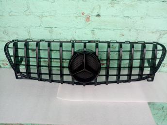 Решетка радиатора Mercedes W 156 GLA решетка  GT ч