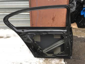БМВ 7 Г12 BMW G12 Дверь задняя левая лонг