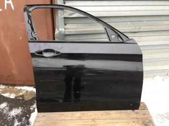 БМВ Х6 Ф16 BMW X6 F16 Дверь передняя правая