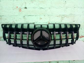 MERCEDES BENZ X 204 GLK решетка радиатора GT 09-13