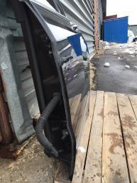 Мерседес 204 ГЛК GLK Дверь задняя левая