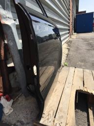 Ауди Audi A1 8X А1 8Х Дверь задняя левая