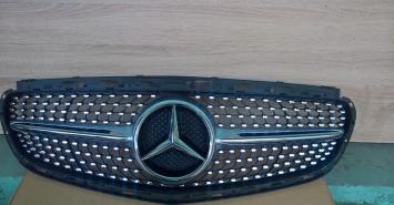 Решетка радиатора диамант Diamond Mercedes W212