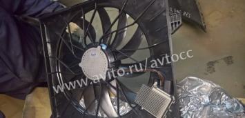 Мерседес W 164 ML GL мл гл вентилятор диффузор
