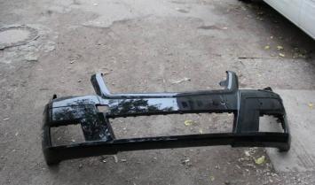 Бампер передний Мерседес X 204 GLK