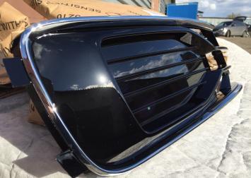 Ауди Audi A64G а6с7 рест решётка бампера птф