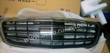 Мерседес решетка радиатора amg амг 222 s