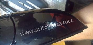 Мерседес W207 E купе coupe зеркало левое правое