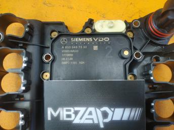 Электрооборудование Mercedes W221 S a0035457332