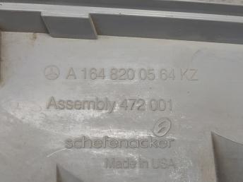 Фонарь задний левый Mercedes X164 GL a1648200564