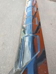 Юбка бампера Brabus Mercedes W463 G 463