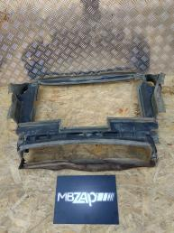 Кожух радиатора Mercedes X164 GL 164 дефлектор a1645000016