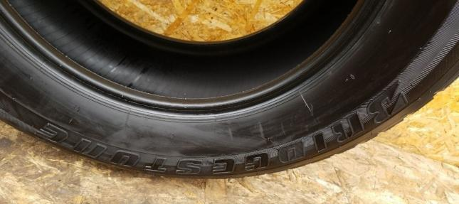 Шины б/у 265/65 R17 112H Bridgestone Dueler 683