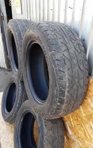 Шины б/у 265/60 R18 Dunlop Grandtrek AT3 лето