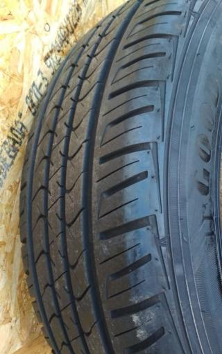 Шины б/у 265/65 R17 112H Goodyear Efficient Grip